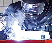 Werkkleding voor Staal-/lichte metaalbouw